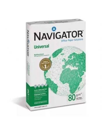 Papel NAVIGATOR Universal 80 g. Din-A4 Paquete x500 Hojas